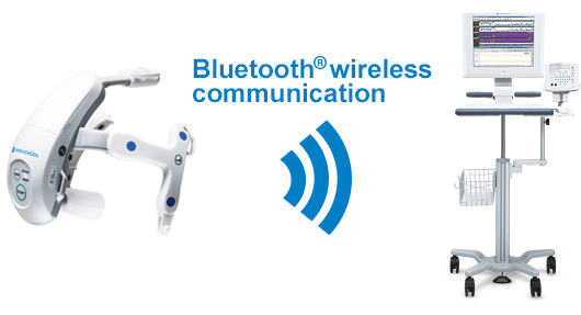 Bluetoooth wireless communication